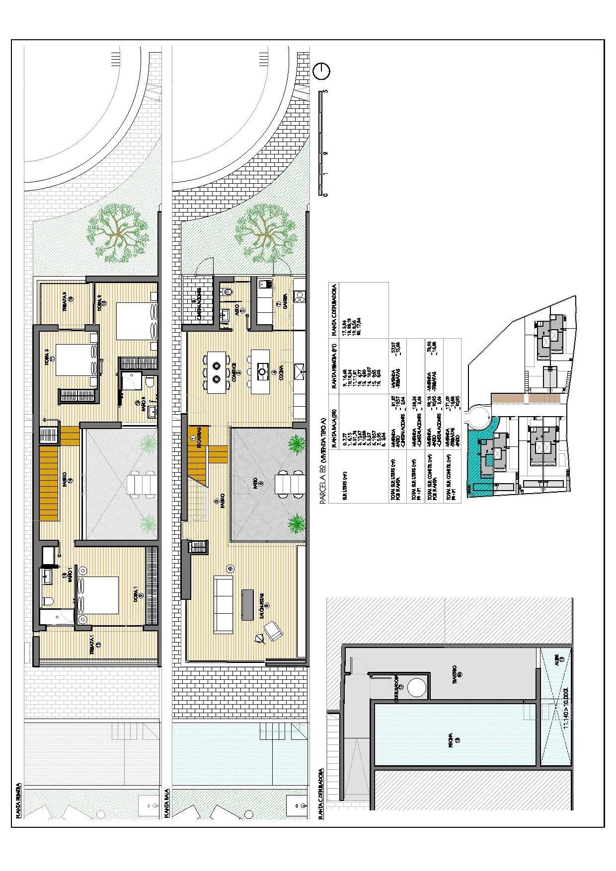 Half vrijstaand huis in Moraira - Nieuwbouw