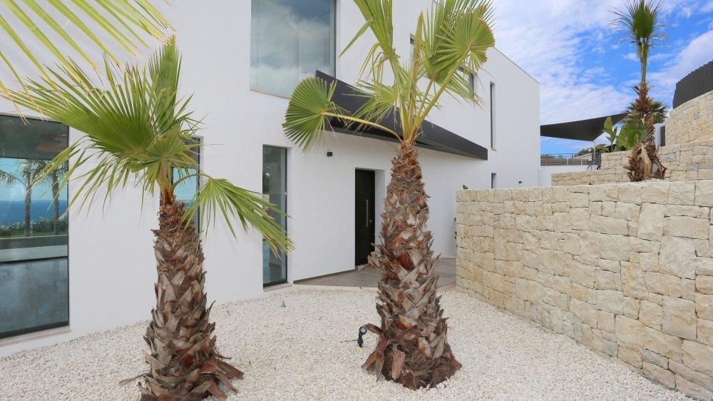 Vrijstaande villa in Benissa - Nieuwbouw